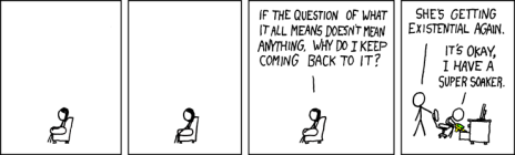 Xkcd...a great online comic...check it out.