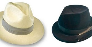 Two Hats...the foundation of every fun lesson