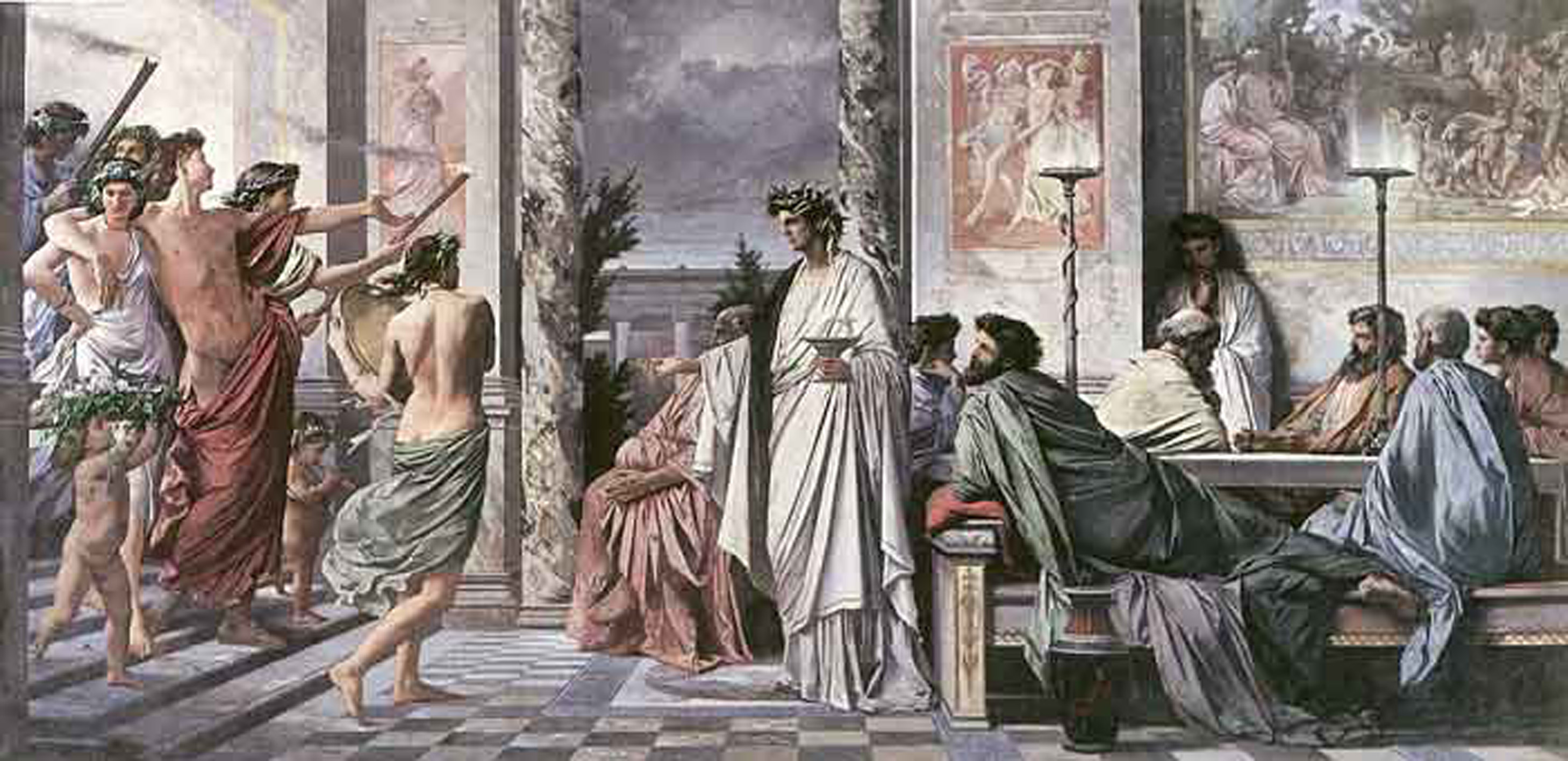 plato symposium diotima At some point in socrates' life, he comes into contact with diotima, one of the few female philosophers in the platonic corpus (re: symposium.