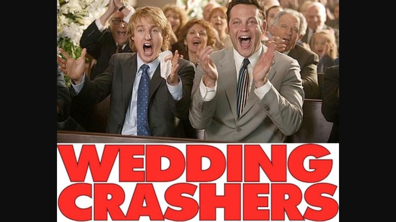 wedding crashers wedding speech counterpoint
